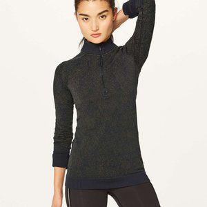 Lululemon Rest Less Half Zip Pullover